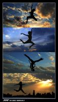 JUMP by Eddie Rodriguez by 3DD13M14M1