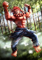Akuma FGE project by Theresiel