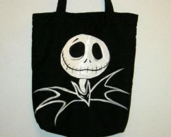 Nightmare Before Christmas Bag by CherriKiss