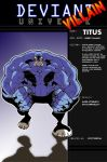 TITUS NEW DEVIANT UNIVERSE FILE by javipascual213