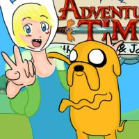 Adventure time by Vaanini