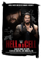 Hell in a Cell Poster by ThrowawayGraphics