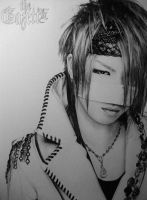Reita-Red Backgroundless ver. by Law3208