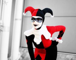 Harley Quinn by DrHarleyQuinnPsyco