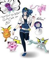 Pokemon Gooooooooooo! by Melotonic