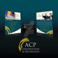 ACP Construction Brand image by onurb-design