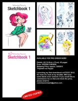 My Sketchbook 1 by mashi