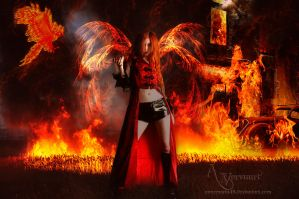 Fire women by annemaria48