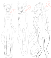 Anthro Adopts CLOSED by ZodiacADOPTS