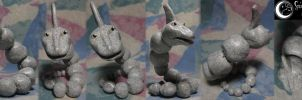 Onix Miniature by SmilingMoonCreations