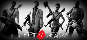 The Left 4 Dead2 Crew by Miss-Short-Cake