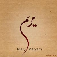 Mary Maryam by Nihadov