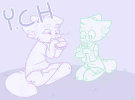 Spring Time Picnic YCH Auction OPEN by QTipps