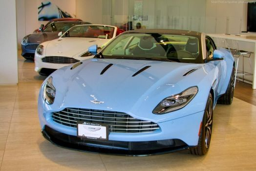 DB11 and Friends by SeanTheCarSpotter