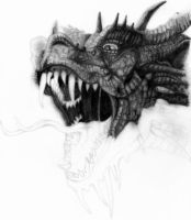 Dragon (WIP) by deathlouis