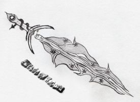 Blade of trooth by jforged