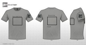 T_Shirt 2012 Design - Outside the Box by KeKat147