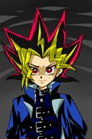 yami yugi by Aquatic-Dream