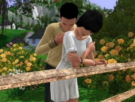i love you by TheSims3Pets