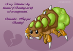 Banelings on  Valentine's Day by ZelgadisGW