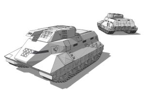 Smilodon SML-2A IFV shaded by screenscan