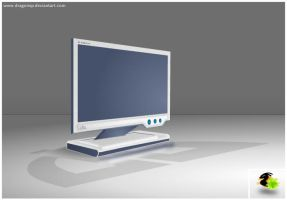 Monitor 3D by DragonXP