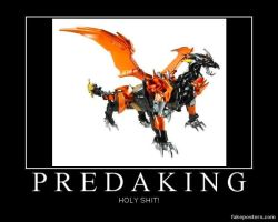 Transformers: Prime Predaking Product Shot by Onikage108