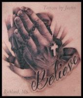 Believe by jacksonmstattoo