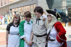 Manchester MCM Expo by Kitsune--Rin
