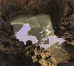 In The Cave - Pong 2 by Topas2012