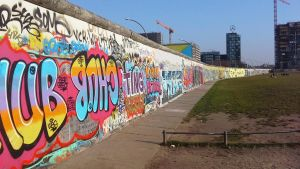 East Side Gallery by betterwatchit