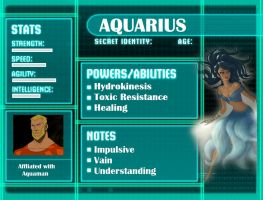 Aquarius (YJ:I OC) by ShamanxPhantom309
