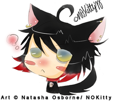 My New Icon by missnokitty