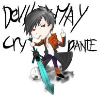 CHIBI new dante by Doniyey