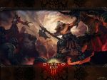 Diablo 3 - Barbarian Wallpaper by Lythus