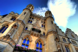 The Sanctuary London HDR by nat1874