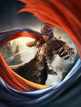 Seed7-Prince of Persia by SeedSeven
