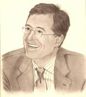Stephen Colbert 3 by fadedsg