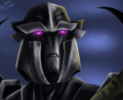 Megatron v2 or Galvatron in PS by SanySuper