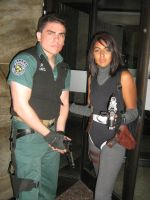 Chris and regina by Chris--Redfield