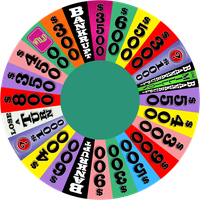 Mystery Round wheel - 2008 by wheelgenius