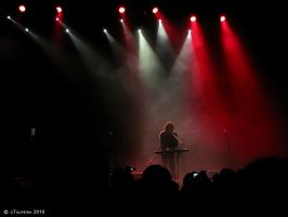 Anathema at Tivoli by oToupeira