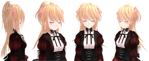 MMD Alice by xinshin