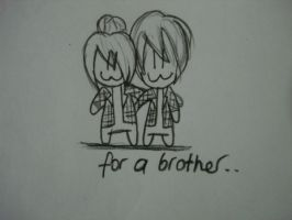 For A Brother by trepas