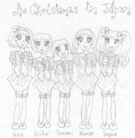A Christmas in Japan by melodythelittlepony