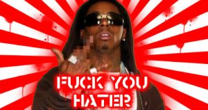 Lil Wayne:FUCKYOUHATERS by Ghost-oner