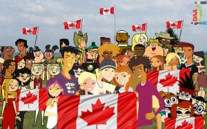 Canadian Flag Day 50th ANNIVERSARY (1965-2015) by daanton