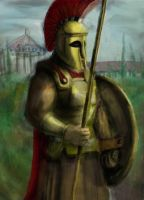 Hoplite by LordGood
