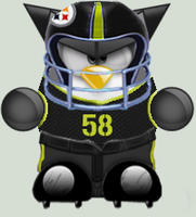 Steelers Deviant Tux by Jone-Yee