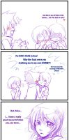 TWEWY: Honesty? by Zilleniose